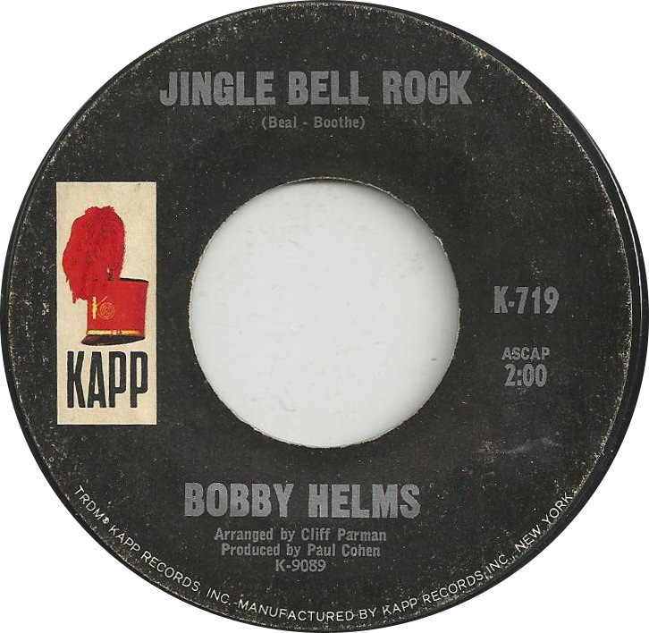 Bobby Helms - All New Just For You