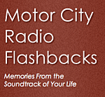 Motor City Radio Flashbacks logo (MCRFB)
