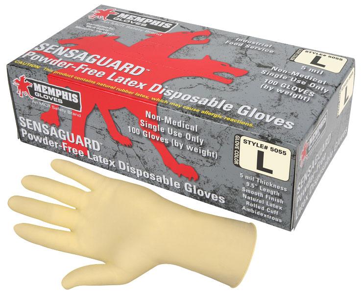 MCR Safety  Safety Equipment  Gloves  5055