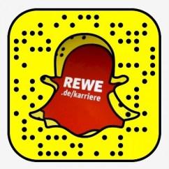 Snapchat rewe