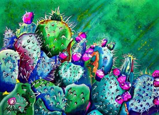 Sedona Cactus