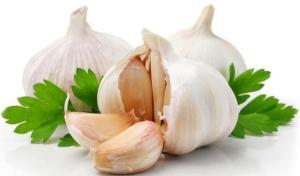 1 - Garlic