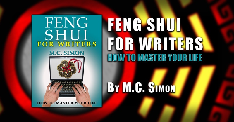 Feng Shui For Writers book tour