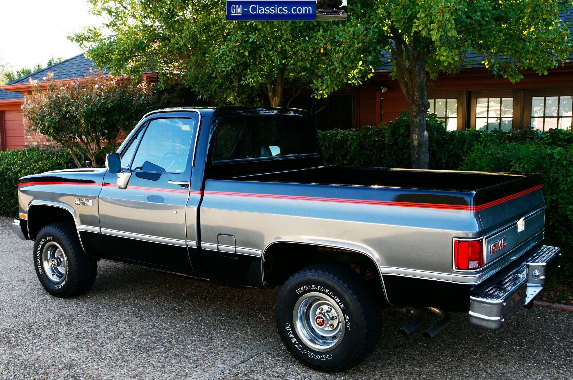 hight resolution of 1987 gmc sierra