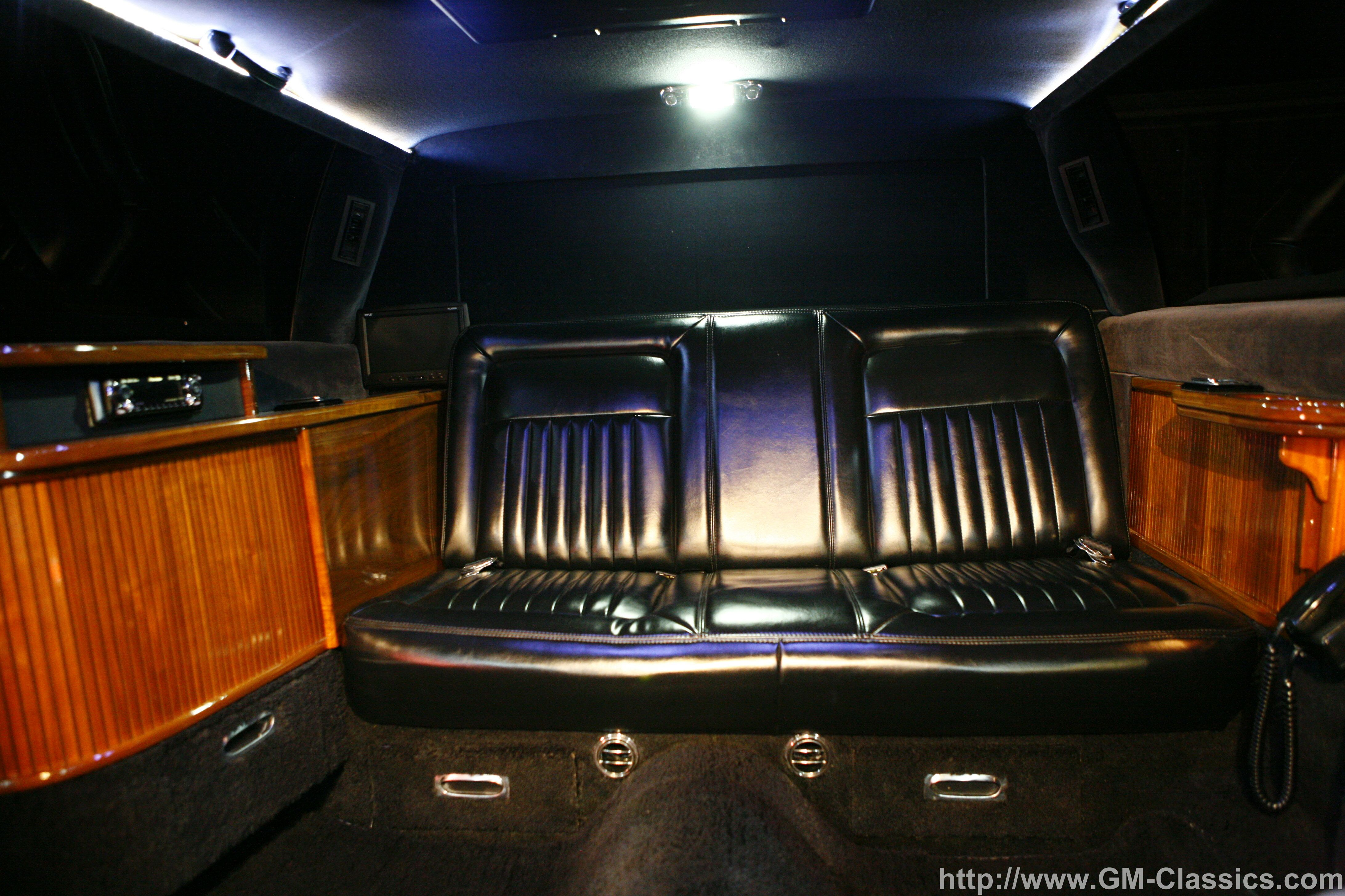 1990 Cadillac Limousine  Matt Garrett