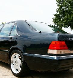 1996 mercede s420 benz [ 4056 x 2566 Pixel ]