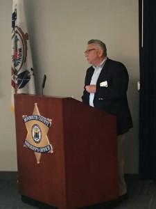 Ken Philmus, Second VP & Chair of the Security Leadership Committee