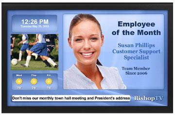 Digital Signage MCS Office Technologies