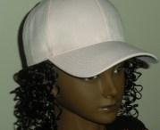 baseball cap with hair children