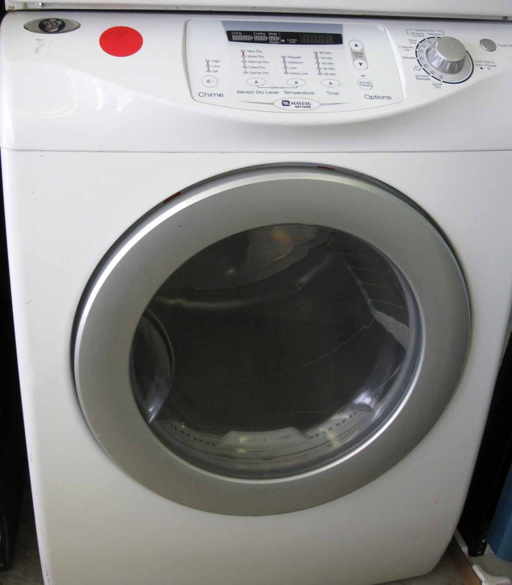 medium resolution of pictures of maytag neptune electric dryer