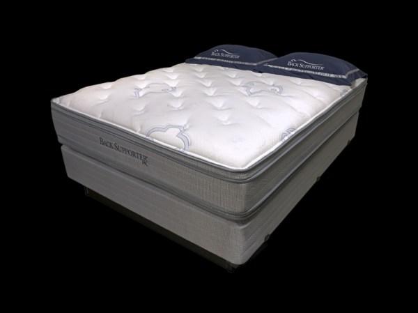 Double Sided Pillow Top Mattress