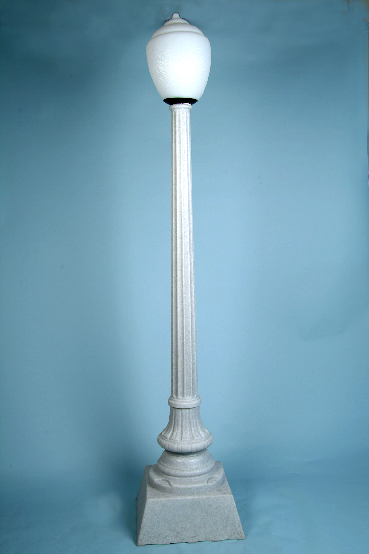Street Lamp Granite Resin  Arizona Party RentalSW