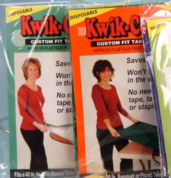 """60"""" Table Kwik-covers - Arizona Party Rental Sw"""