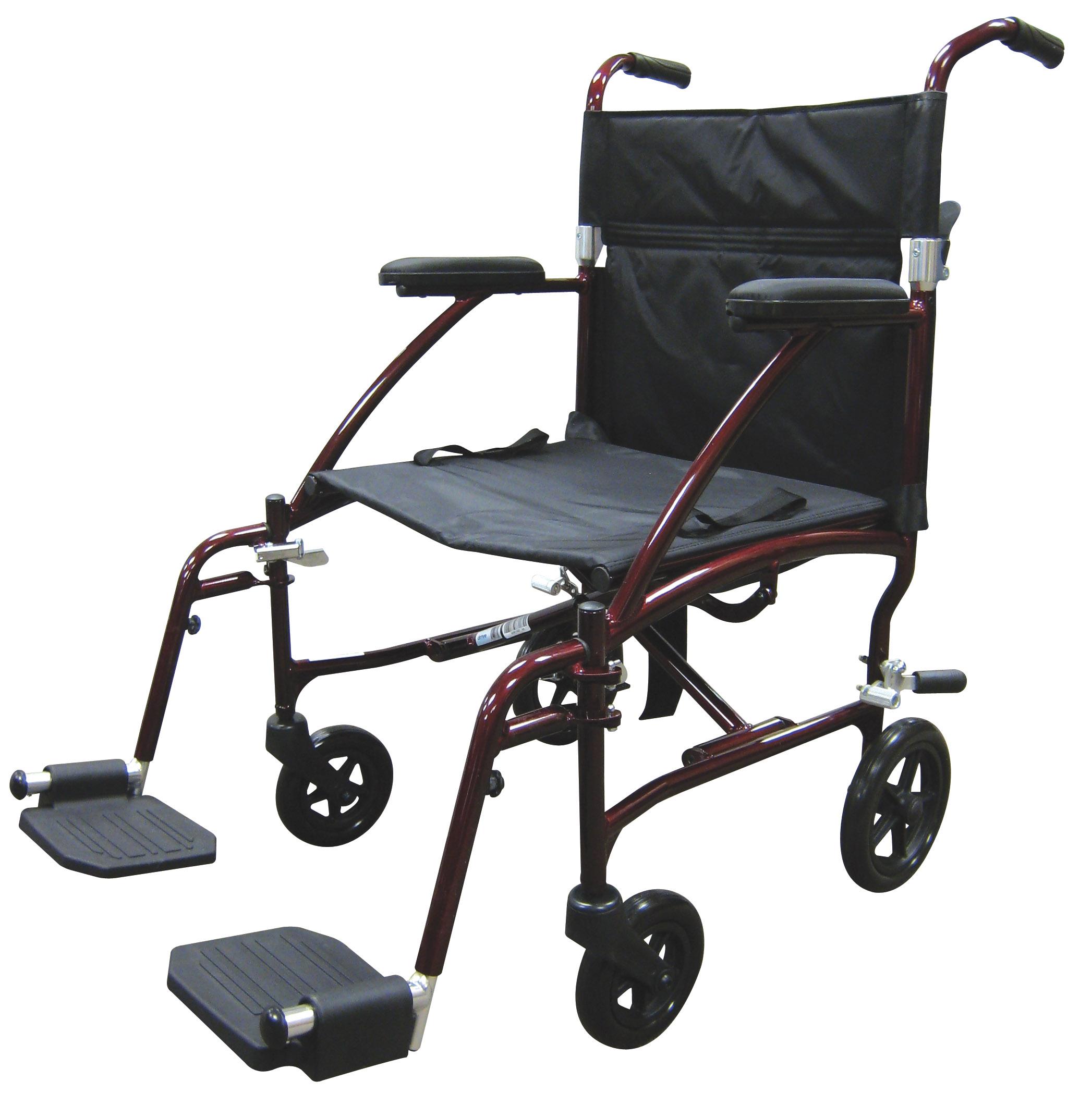 lightweight transport chair folding wooden camp chairs fly lite ultra wheelchair ideal