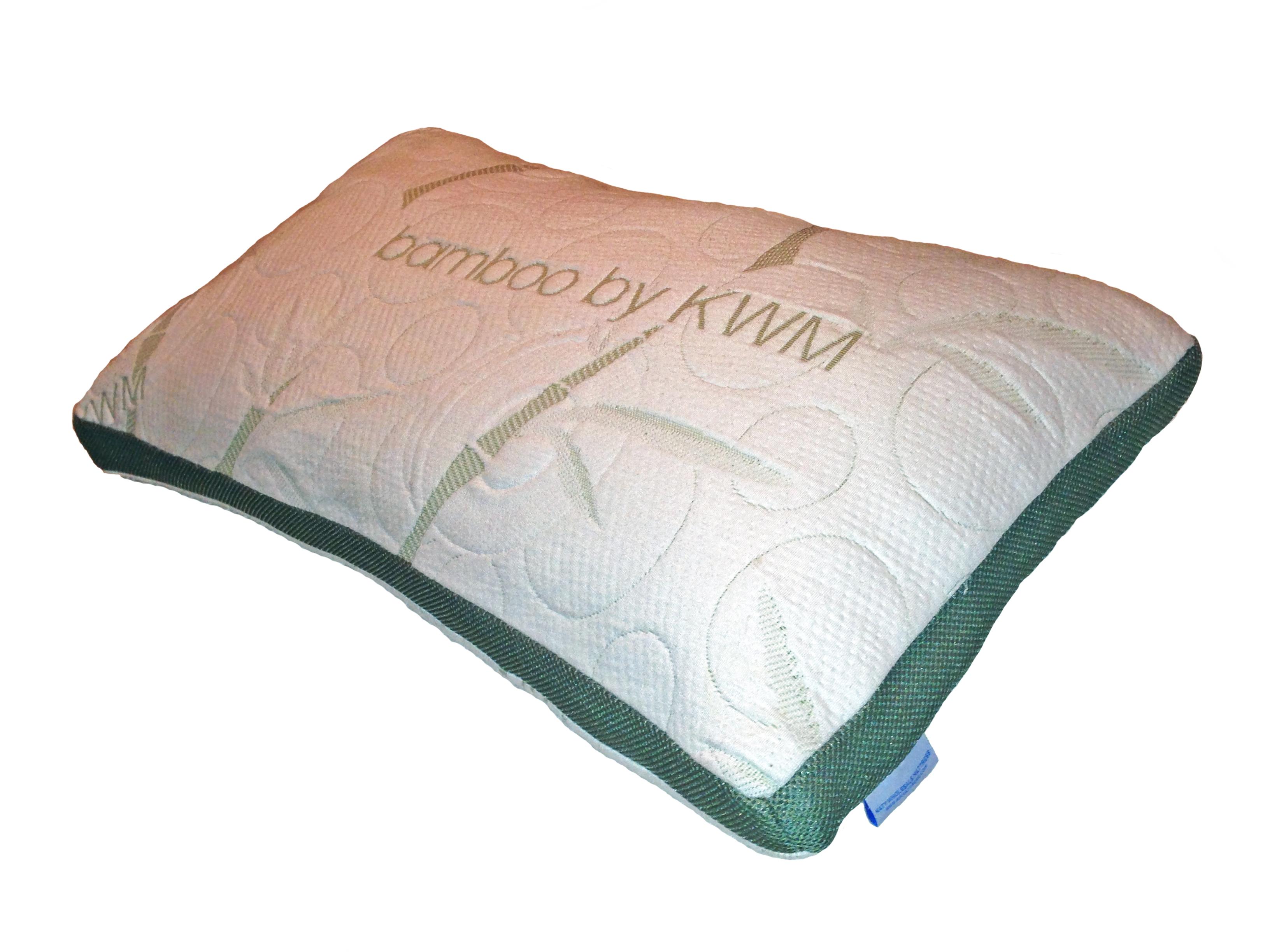 KING  Bamboo Memory Foam Pillow  Katy Wholesale Mattress