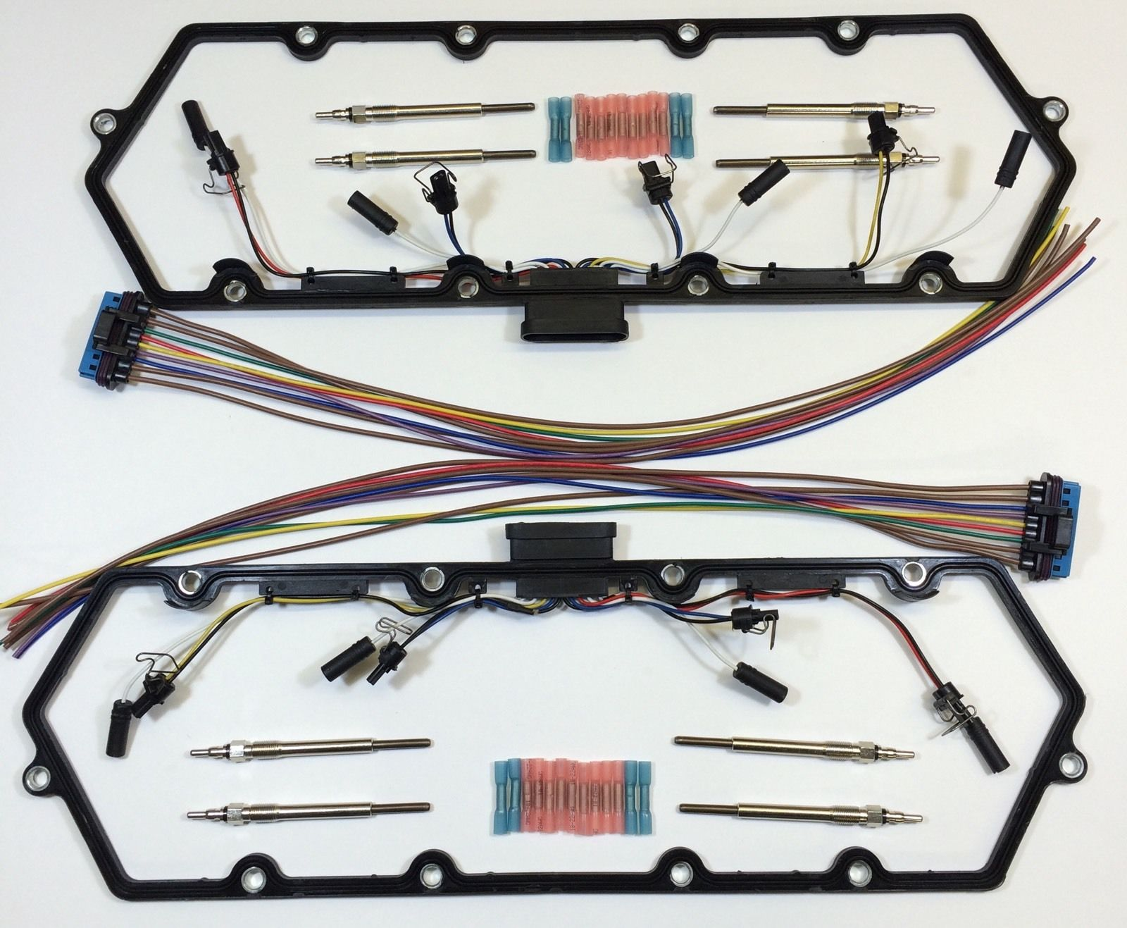 hight resolution of 7 3 powerstroke glow plug wiring diagram powerstroke glow plug wiring diagram ford 7 3 sel