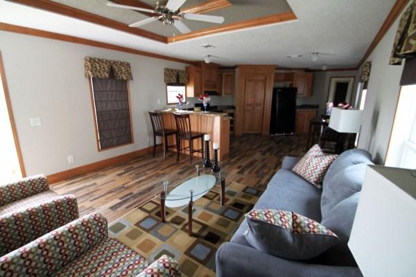 Scotbilt Mobile Home Floor Plans
