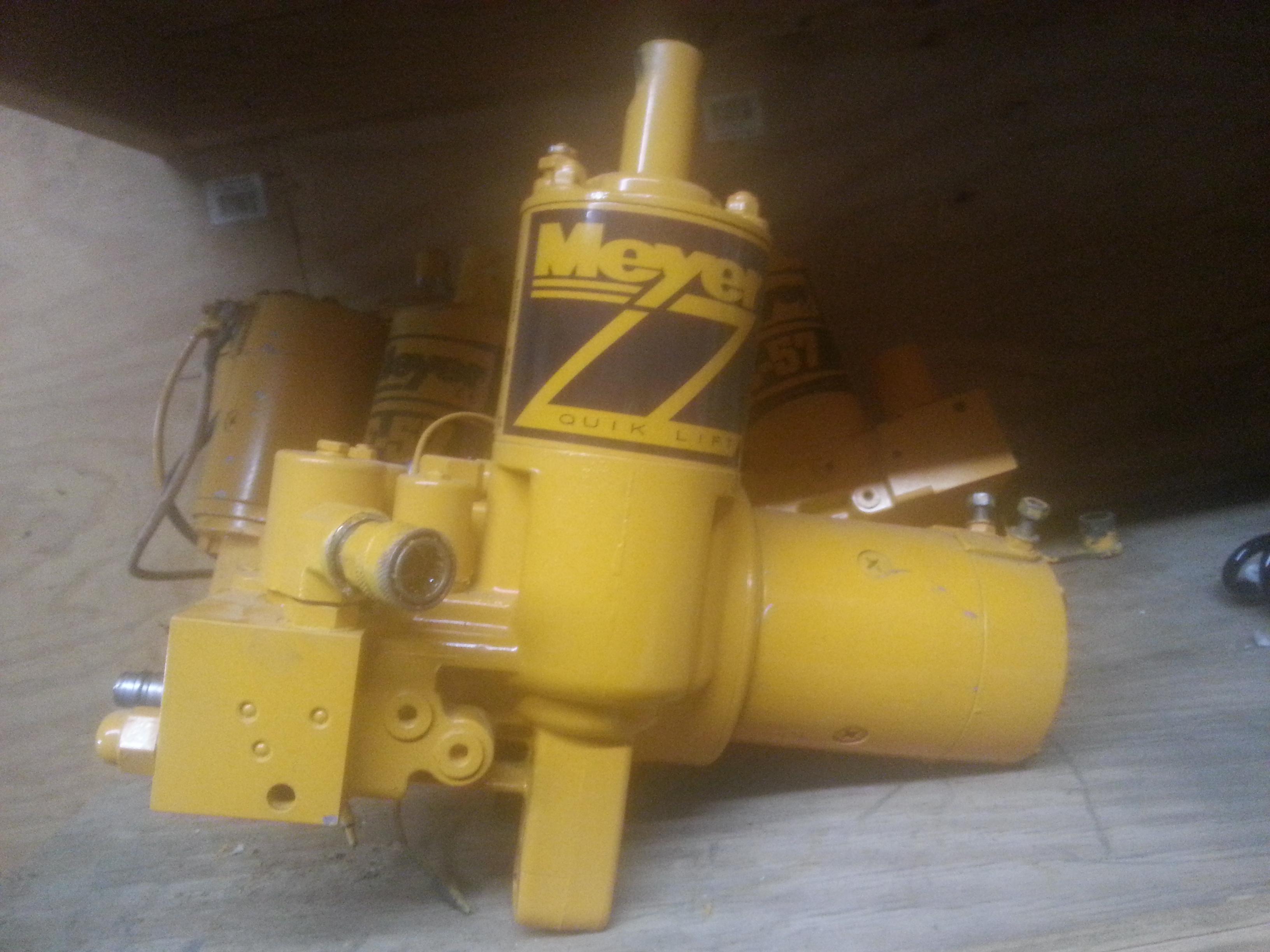 meyer plow pump pajero wiring diagram rebuilt e60 dlm services