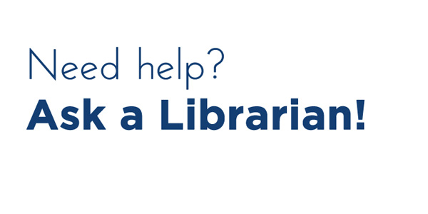 Need help ask a librarian