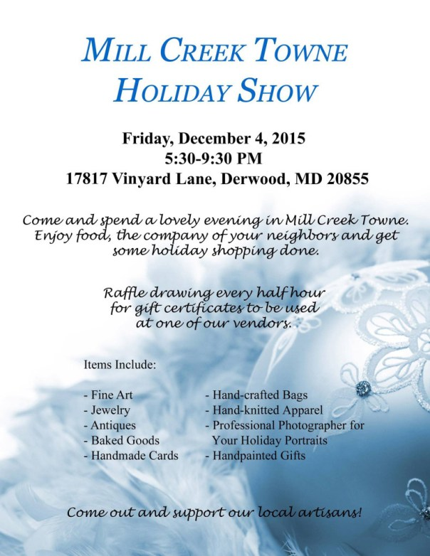 Mill_Creek_Towne_Holiday_Show_flyer