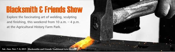 blacksmiths arts show 2015