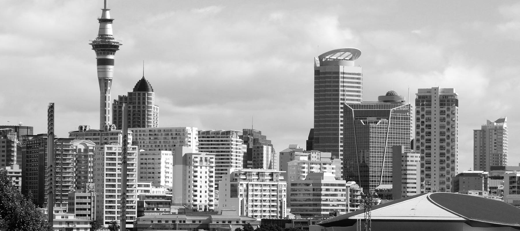 Auckland, New Zealand - Kordia