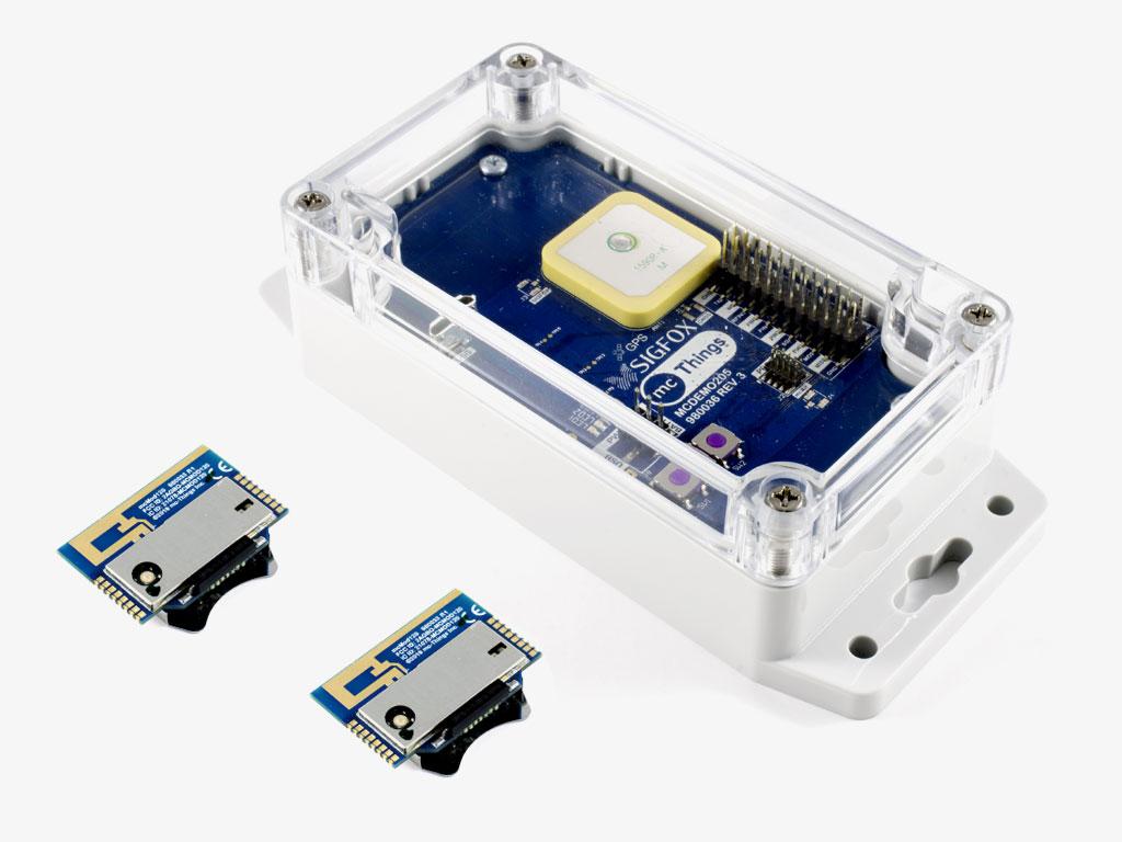 mcThings Platform Hardware mcMod120 & mcDemo205