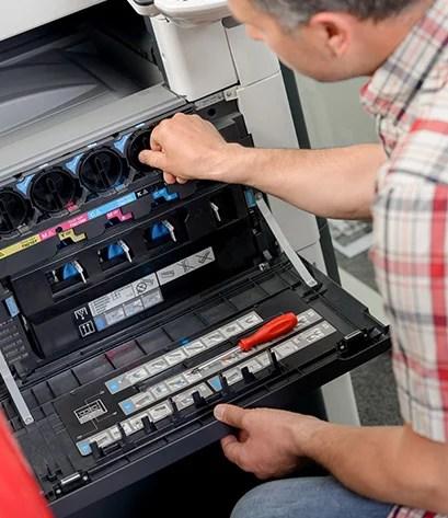 maintenance d'imprimante dans les bouches du rhone