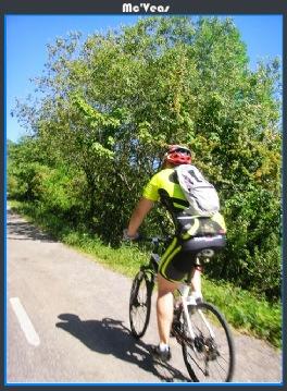 ciclista en el anglieru