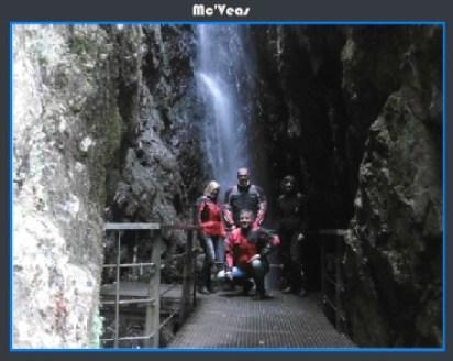 grupo en cascada