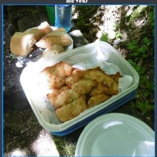 Filetes empanados