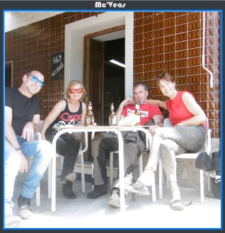 terraza bar Murias