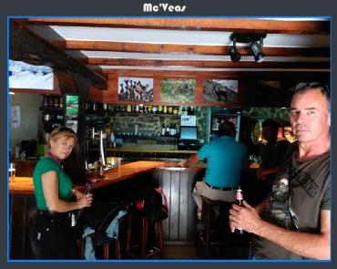 bar en San Glorio