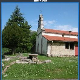 Iglesia de Pedroveya y el tejo