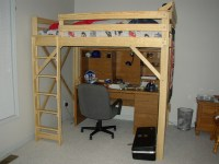 Loft Bed Specialists MC Woodworks: Twin, Full, Queen, King ...