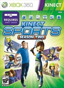 Kinect Sports Season Two Cover