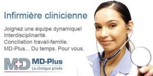 recrutement infirmière en clinique privée