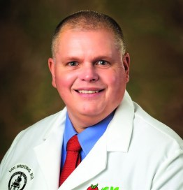 Dr. Van Breeding is the Director of Clinical Affairs at Mountain Comprehensive Health Corporation in Whitesburg, Kentucky.