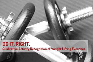Qualitative Activity Recognition of Weight Lifting Exercises