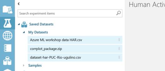 Azure-ML-Select-Dataset