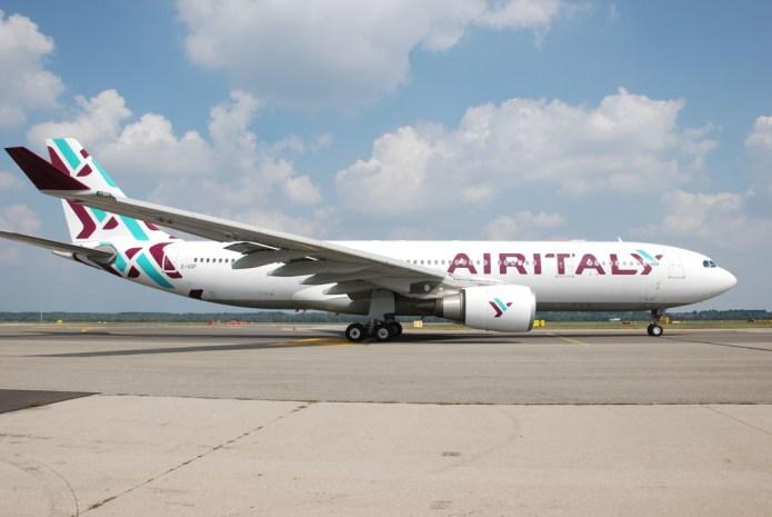 A330 Air Italy - MXP-BKK