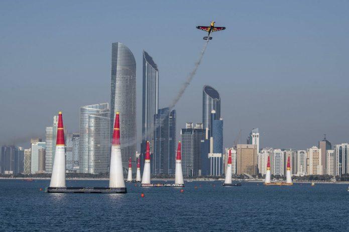 RBAR Abu Dhabi 2018 - credit: Red Bull Content Pool