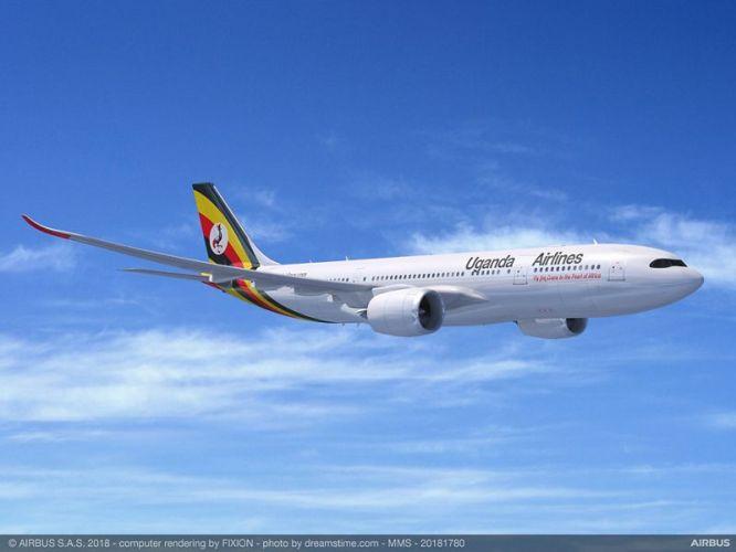 A330 800 Uganda Airlines