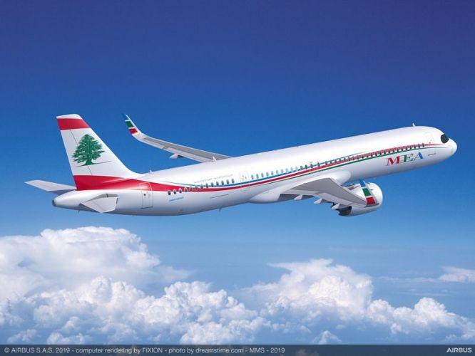A321XLR MEA