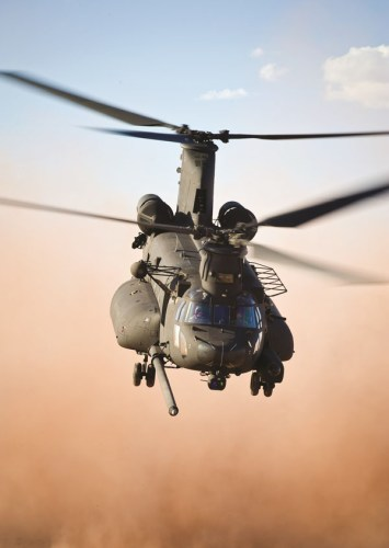 MH 47 Chinook