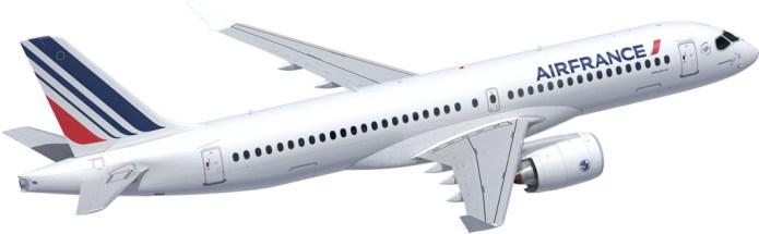 AirFrance A220 300