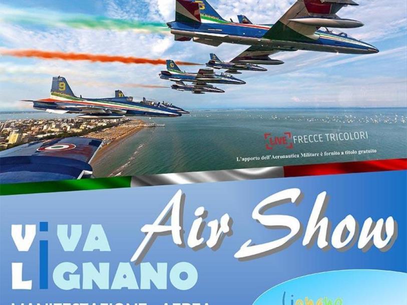 W Lignano air show 2019