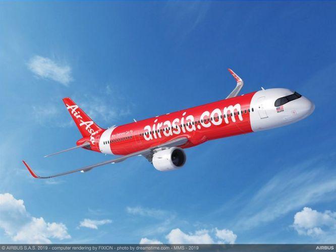 A321XLR AirAsia
