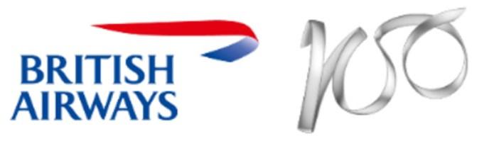 britishairways 100 Logo
