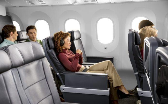 American Airlines Premium Economy B787 770x480